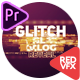 Glitch Logo Reveal - Premiere Pro - VideoHive Item for Sale