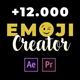 Emoji Creator - VideoHive Item for Sale