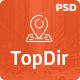 TopDir - Directory & Listing PSD Template - ThemeForest Item for Sale