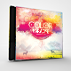 Color Paradise CD/DVD Photoshop Template - GraphicRiver Item for Sale