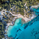 Beautiful beach top aerial view drone shot - PhotoDune Item for Sale