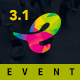 Eventum - Conference & Event WordPress Theme for Event & Conference - ThemeForest Item for Sale
