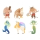 Mythical Creatures.  - GraphicRiver Item for Sale