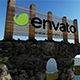 Billboard Sign Along Mountain - VideoHive Item for Sale