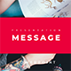 Message Multipurpose PowerPoint Template - GraphicRiver Item for Sale