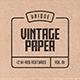 Vintage Paper Textures - Vol. 01 - GraphicRiver Item for Sale