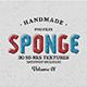 Sponge Textures - Vol. 01 - GraphicRiver Item for Sale