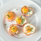 Bacon and egg cups - PhotoDune Item for Sale