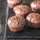 Chocolate muffins - PhotoDune Item for Sale