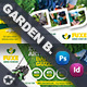 Garden Landspace Billboard Bundle Templates - GraphicRiver Item for Sale