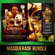 Masquerade Bundle - GraphicRiver Item for Sale