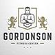 Retro Fitness & Gym Logos Set - GraphicRiver Item for Sale