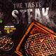 Steak House Flyer - GraphicRiver Item for Sale