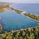 Glarokavos beach in Kassandra peninsula. Halkidiki, Greece - PhotoDune Item for Sale
