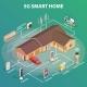 5G Smart Home Concept - GraphicRiver Item for Sale