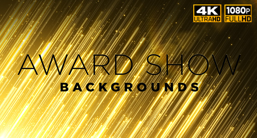 Award Show Backgrounds