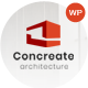 Concreate - Interior Architecture Interactive WordPress Theme