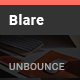 Blare - Business Unbounce Landing Page Template - ThemeForest Item for Sale