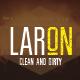 LARON - GraphicRiver Item for Sale