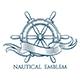 Engraving Nautical Emblem - GraphicRiver Item for Sale
