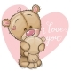 Mother Bear Hugging Baby Bear - GraphicRiver Item for Sale