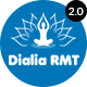 Dialia - Registered Massage Therapy HTML Template + RTL - ThemeForest Item for Sale