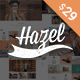 Hazel - Multi-Concept Creative WordPress Theme - ThemeForest Item for Sale