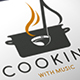 Food & Music Logo Template - GraphicRiver Item for Sale
