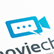 Movie Forum Logo Template - GraphicRiver Item for Sale