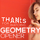 Geometry Opener - VideoHive Item for Sale