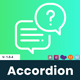 Accordion FAQ WordPress Plugin - CodeCanyon Item for Sale