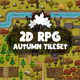 RPG Autumn Tileset - GraphicRiver Item for Sale