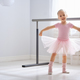 girl is studying ballet. - PhotoDune Item for Sale