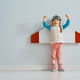 girl in an astronaut costume - PhotoDune Item for Sale