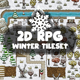 RPG Winter Tileset - GraphicRiver Item for Sale