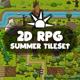 RPG Summer Tileset - GraphicRiver Item for Sale