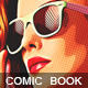 Cartoon Comic Book Oil Paint - GraphicRiver Item for Sale