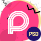 Picko - Clean Portfolio & Multipurpose PSD Template - ThemeForest Item for Sale