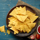 plate of corn chips nachos - PhotoDune Item for Sale