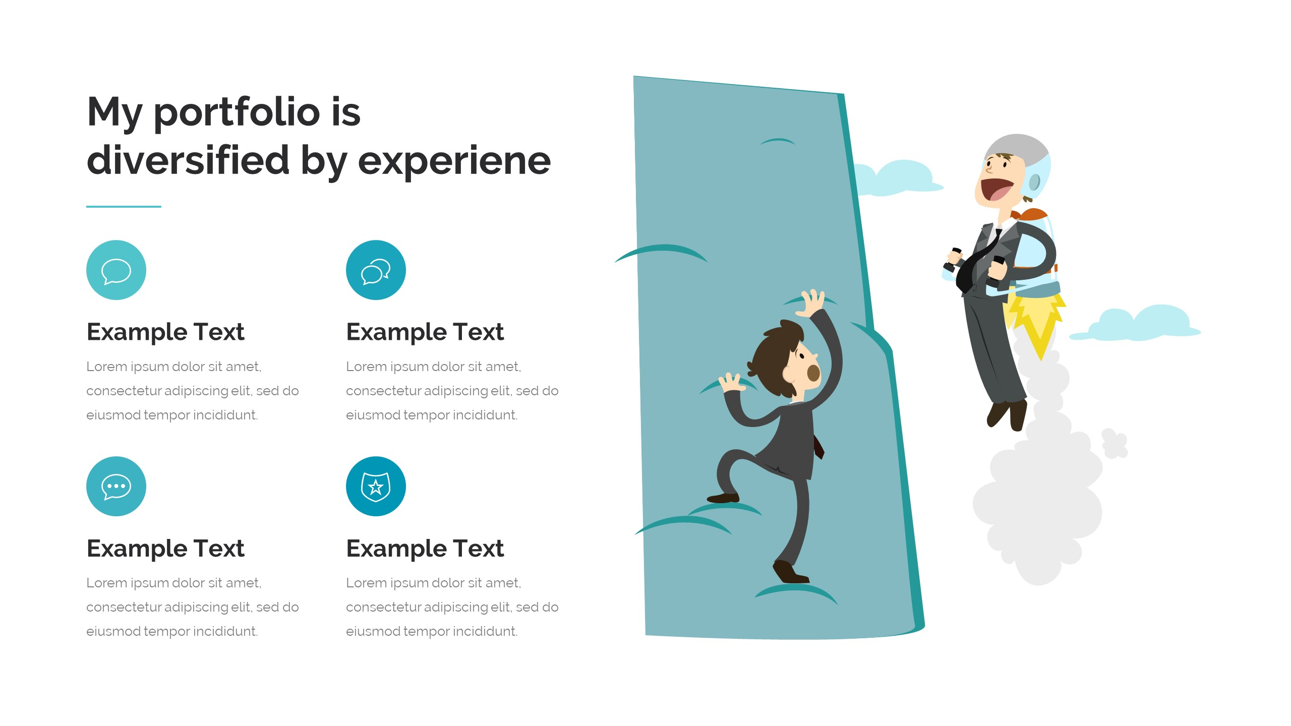 Project Initiation Pitch Deck Powerpoint Template