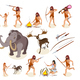 Stone Age Icons Set - GraphicRiver Item for Sale
