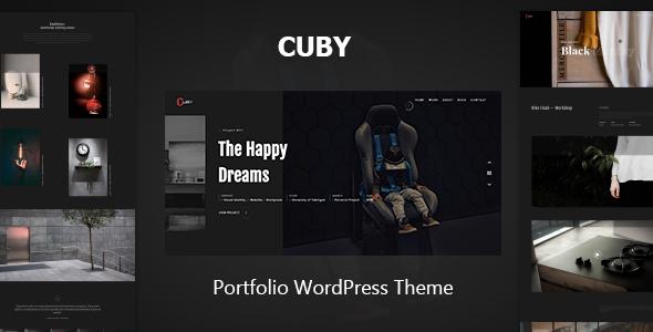 Portfolio WordPress Theme by design_grid