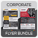 Corporate Flyer Bundle 05 - GraphicRiver Item for Sale