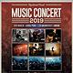 Music Concert Flyer / Poster - GraphicRiver Item for Sale