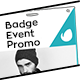 Badge Event Promo - VideoHive Item for Sale