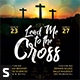 Lead Me to the Cross CD Album Artwork - GraphicRiver Item for Sale
