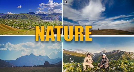 Nature Drone videos