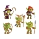 Evil Goblins Pack Dungeon Dark Wood Tribe Monster - GraphicRiver Item for Sale