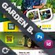 Garden Landspace Business Card Bundle Templates - GraphicRiver Item for Sale