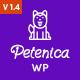 Petenica: Pet Sitter and Adoption WordPress Theme - ThemeForest Item for Sale